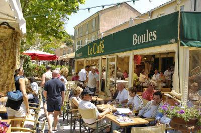 Le Cafe Du Port St Marine
